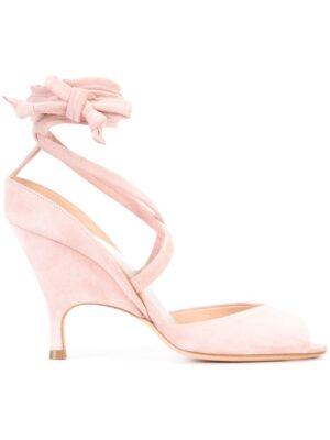 Alchimia Di Ballin Sandalen mit Knöchelband sneakers (paars)