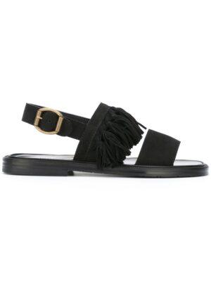 Jimmy Choo 'Elton' Sandal sneakers (zwart)