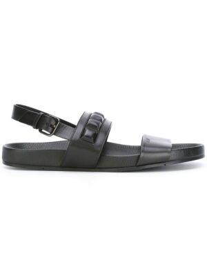 Fendi Sandalen mit Niet sneakers (zwart)