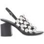 Alexander Wang 'Nadia' Sandal sneakers (zwart)