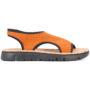 Camper Sandalen mit Slingback-Riem sneakers (geel/oranje)