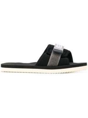 uicoke Pantoletten mit Klettverschlu sneakers (zwart)