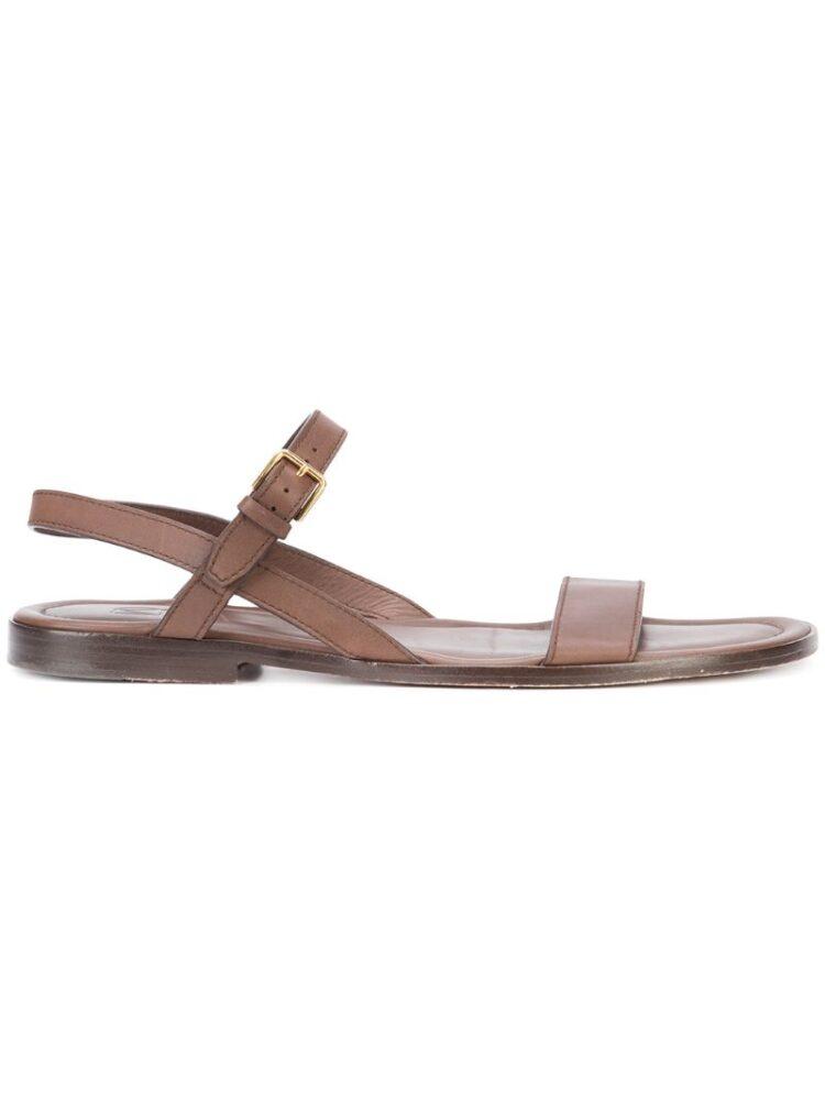 Paul Andrew 'Mathsson' Sandal sneakers (bruin)