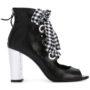 Allyn Sandalen mit Schnürung sneakers (zwart)