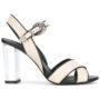 Allyn Sandalen mit Metallic-Absatz sneakers (Overige kleuren)