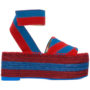 tella McCartney Sandalen mit Streif sneakers (Overige kleuren)