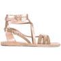 Ancient Greek Sandals 'Satira' Sandal sneakers (paars)