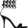 Alexander Wang 'Antonia' Sandal sneakers (zwart)