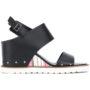 Armani Jeans Sandalen mit Keilabsatz sneakers (Overige kleuren)