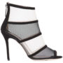 Aperlai 'Margaux' Sandal sneakers (zwart)