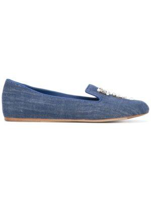 Le Silla Verzierte Slipp sneakers (overige kleuren)