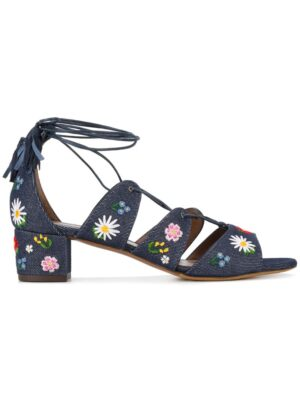 Tabitha Simmons Jeans-Sandalen mit Verzierung sneakers (overige kleuren)