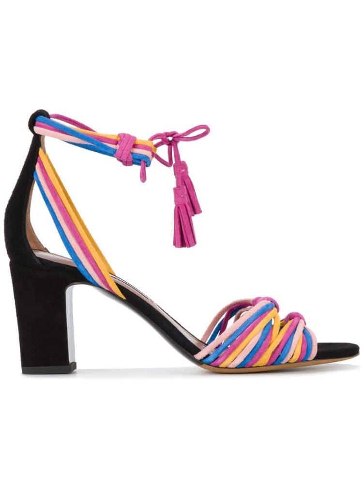 Tabitha Simmons Gewebte Sandal sneakers (overige kleuren)