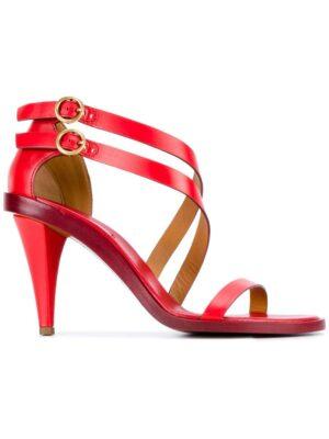 Chloé 'Niko' Sandal sneakers (rood)