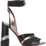 Antonio Marras Sandalen mit Knöchelriem sneakers (zwart)