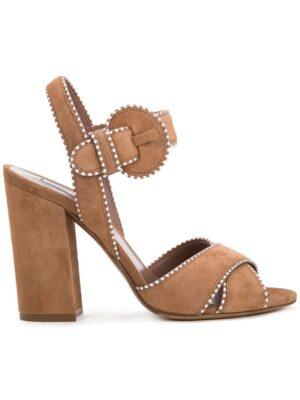 Tabitha Simmons 'Andres' Sandal sneakers (bruin)