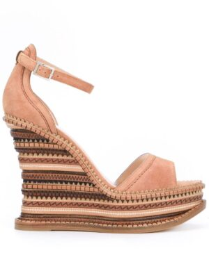 Alchimia Di Ballin Sandalen mit gestreiftem Keilabsatz sneakers (overige kleuren)