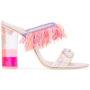 ophia Webster 'Darla' Sandal sneakers (paars)