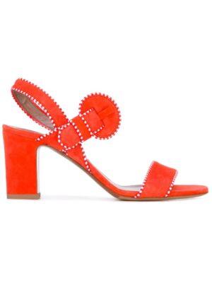 Tabitha Simmons 'Loreto' Sandal sneakers (geel)