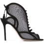 Aperlai Zehenfreie Sandal sneakers (zwart)