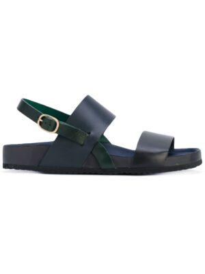 Paul Smith Sandalen mit breiten Riem sneakers (zwart)