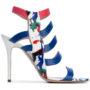 Aperlai Sandalen mit Print sneakers (Overige kleuren)