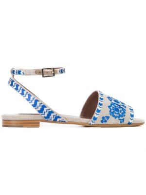 Tabitha Simmons 'Petal Festival' Sandal sneakers (overige kleuren)