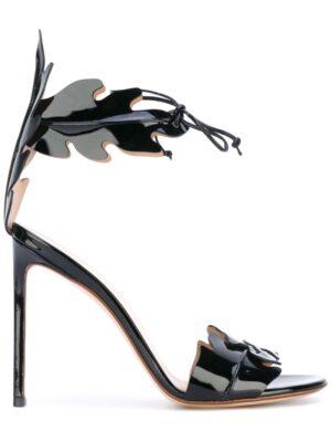 Francesco Russo 'Hill' Sandal sneakers (zwart)