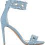 Alexandre Vauthier 'Hana' Sandal sneakers (Overige kleuren)