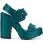 Pedro Garcia 'Tilly' Sandalen mit Plateausohl sneakers (Overige kleuren)