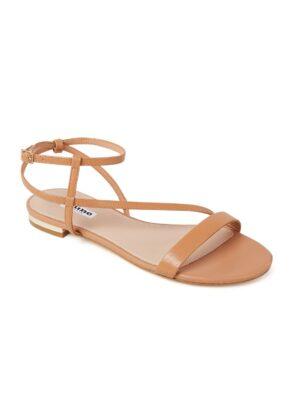 Nicoletta sandaal van leer