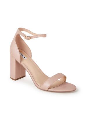 Madam sandalette van leer