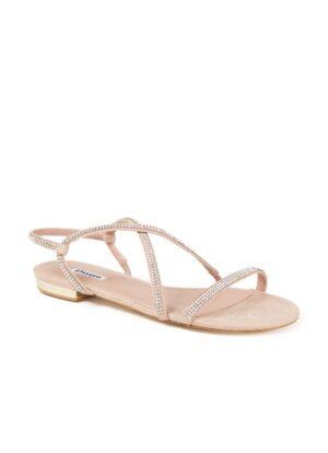 Nicci sandaal met strass details