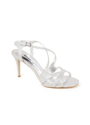 Mystick sandalette met glitter