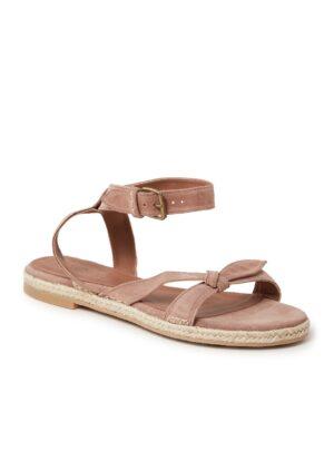 Cosida sandaal van suède
