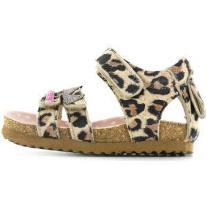 Shoesme sandaal leopardo