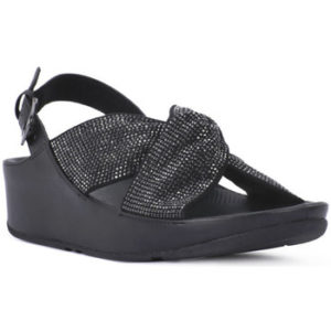 FitFlop FIT FLOP TWISS CRYSTAL BLACK