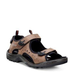 Ecco nubuck outdoor schoenen Offroad bruin (Bruin)