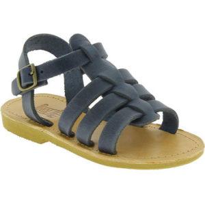 Attica Sandals PERSEPHONE NUBUCK BLUE