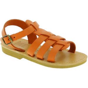 Attica Sandals PERSEPHONE CALF ORANGE