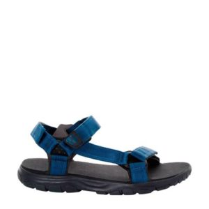 Jack Wolfskin Seven Seas 2 outdoor sandalen (Blauw)