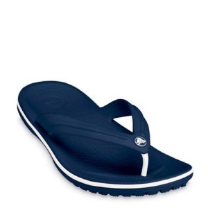 Crocs Crocband Flip teenslippers donkerblauw (Blauw)