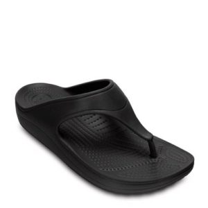 Crocs teenslippers zwart (Zwart)