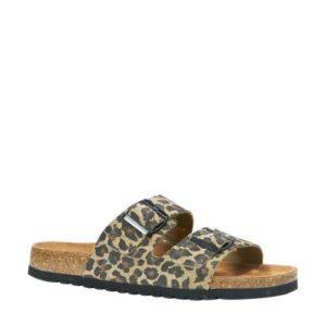 VERO MODA slippers (Bruin)