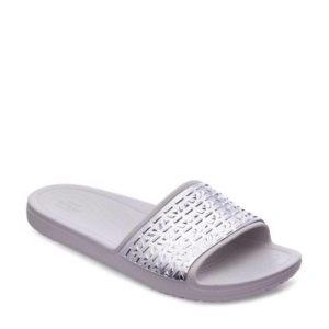 Crocs Sloane slippers zilver (Zilver)