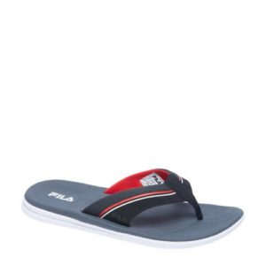 Fila New teenslippers (Zwart)