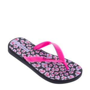 Ipanema teenslippers bloemenprint (Roze)