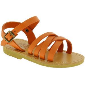 Attica Sandals HEBE CALF ORANGE
