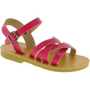Attica Sandals HEBE CALF FUXIA