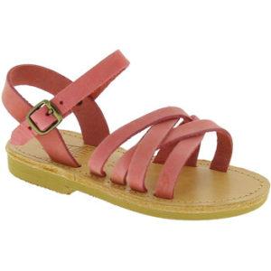 Attica Sandals HEBE NUBUK PINK